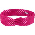 Wire headband retro fuschia spots - PPMC