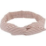 Wire headband retro copper stripe - PPMC