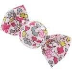 Petite barrette mini bonbon jasmin rose - PPMC