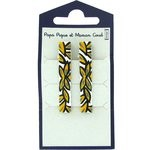 Medium-sized alligator hair clip: crm114 - PPMC