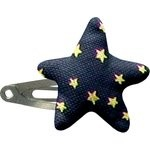 Star hair-clips etoile or marine  - PPMC