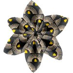 Star flower 4 hairslide inca sun - PPMC