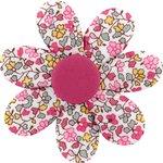 Barrette fleur marguerite pink jasmine - PPMC