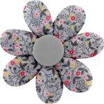 Barrette fleur marguerite liane fleurie - PPMC