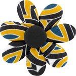 Barrette fleur marguerite 1000 feuilles - PPMC