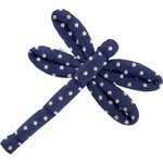 Dragonfly hair slide etoile marine or - PPMC