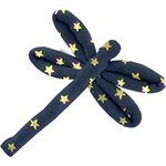 Dragonfly hair slide etoile or marine  - PPMC