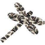 Dragonfly hair slide foliage - PPMC