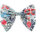 Bow tie hair slide azulejos - PPMC