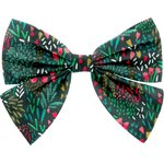 Bow tie hair slide deer - PPMC