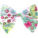Barrette noeud papillon bulles de printemps - PPMC