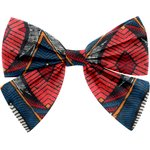 Bow tie hair slide wax - PPMC