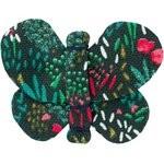 Butterfly hair clip deer - PPMC