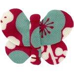 Pasadores de mariposa cerezo rubí - PPMC