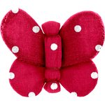 Butterfly hair clip red spots - PPMC