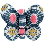Pasadores de mariposa sol étnico - PPMC