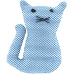 Small cat hair slide oxford blue - PPMC