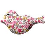 Bird hair slide pink jasmine - PPMC