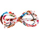 Arabesque bow hair slide barcelona - PPMC