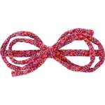 Arabesque bow hair slide currant crocus - PPMC