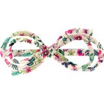 Barrette noeud arabesque printanier - PPMC
