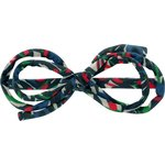 Arabesque bow hair slide  tulipes - PPMC