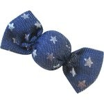 Mini sweet hairslide silver star jeans - PPMC