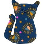 Small cat hair slide  - PPMC