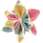 Star flower 4 hairslide summer sweetness - PPMC