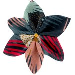Star flower 4 hairslide fireworks - PPMC