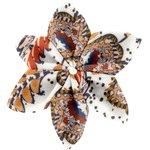 Barrette fleur étoile 4 kashmir - PPMC
