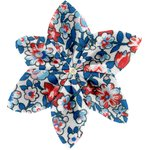 Star flower 4 hairslide flowered london - PPMC