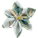 Star flower 4 hairslide paradizoo mint - PPMC