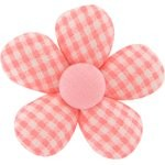 Mini flower hair slide vichy peps - PPMC