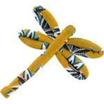 Dragonfly hair slide aniseed star - PPMC