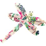 Dragonfly hair slide spring - PPMC