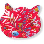 Meow hair slide cherry cornflower - PPMC