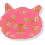 Meow hair slide feuillage or rose - PPMC