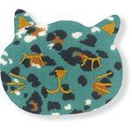 Meow hair slide jade panther - PPMC