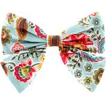 Bow tie hair slide  corolla - PPMC
