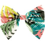 Bow tie hair slide bracken - PPMC