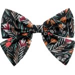 Bow tie hair slide grasses - PPMC