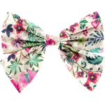 Bow tie hair slide spring - PPMC
