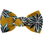 Small bow hair slide aniseed star - PPMC