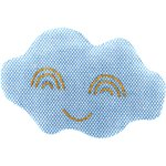 Cloud hair-clips oxford blue - PPMC