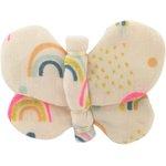 Butterfly hair clip rainbow - PPMC