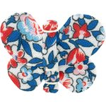 Butterfly hair clip flowered london - PPMC