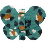 Butterfly hair clip jade panther - PPMC