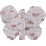 Butterfly hair clip gray copper triangle - PPMC