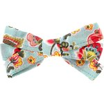 Ribbon bow hair slide  corolla - PPMC